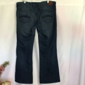 Lucky Brand Sweet'N Low Flare Leg Jeans 14x29